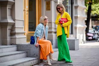 Jeanette & Emili - Stockholm