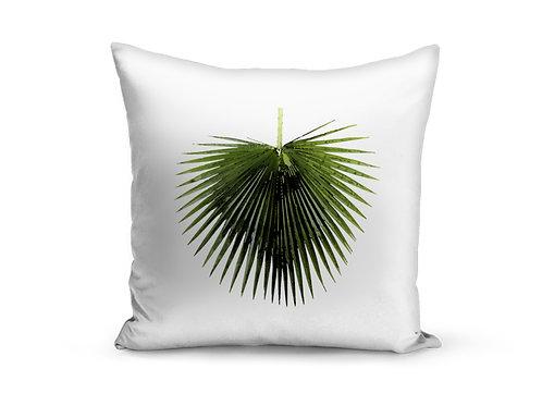 Almofada Palmeira Branca