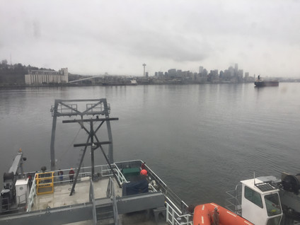 Science Cruise: Seattle to Saanich Inlet