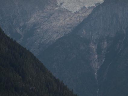 Bute Inlet Glacier