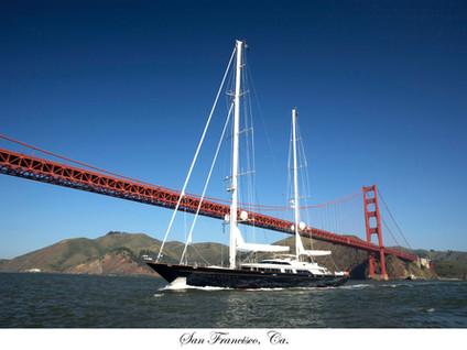 Sailing Yacht Tamsen