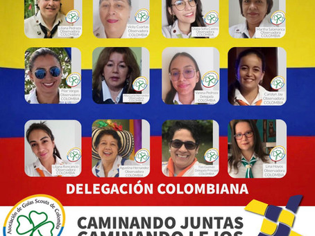 37a Conferencia Mundial WAGGGS