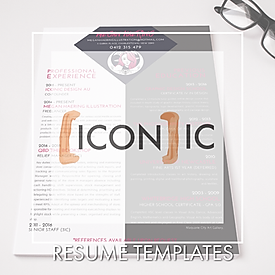 Resume Template Store Button