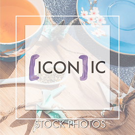 Stock Photo Store Button