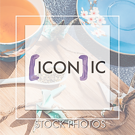 Stock Photo Store Button