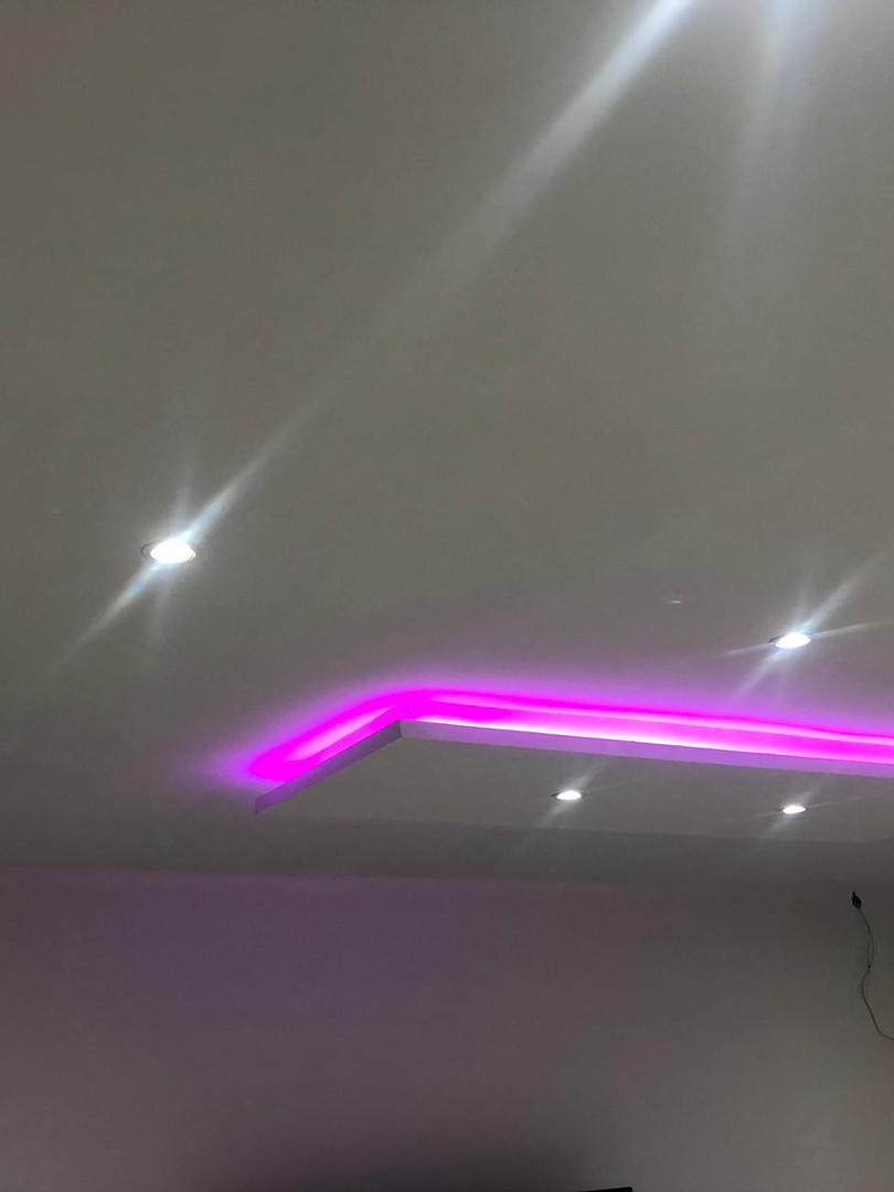 Installation LED pour particulier