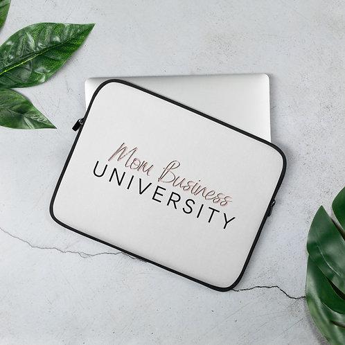 Mom Business University Laptop Sleeve