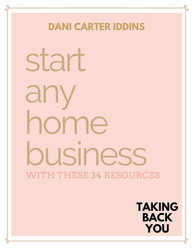 34 Home Business Resources (Photo Only).