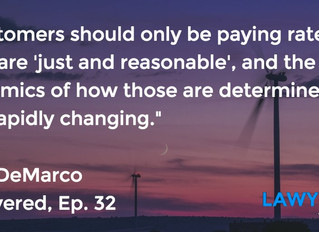 Lawyered Podcast Features Lisa DeMarco