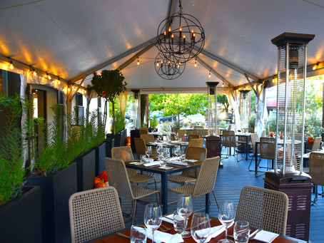 Best Outdoor Dining in Sonoma County