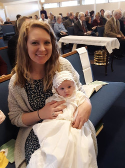 Tracy Bathgate - Liliana's Baptism #2