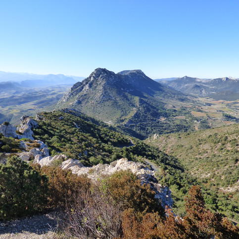 Vista la región Aude