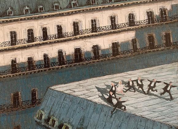 La danse sur le toit