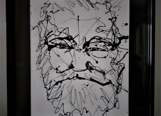 Portrait de Victor Hugo 5