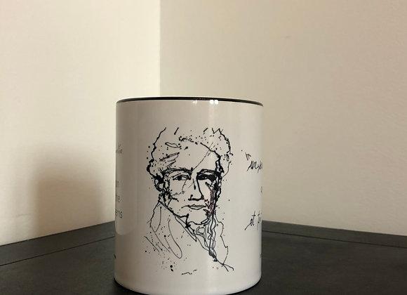 Mug Alphonse de Lamartine