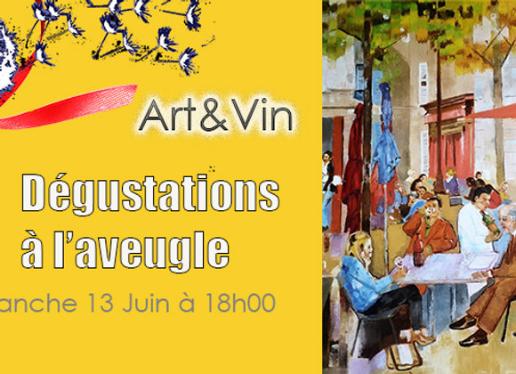 Séance dégustation Vin Fromages 13 juin 18h
