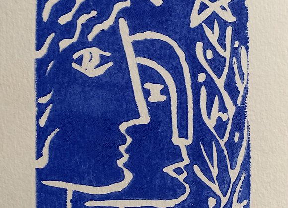 Linogravure PF4