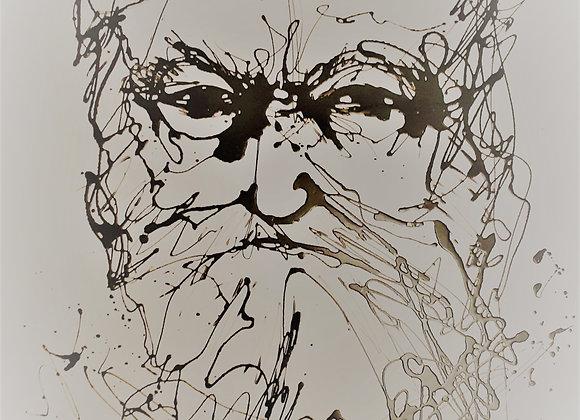 Portrait de Victor Hugo 8