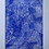 Thumbnail: Immersion bleue Linogravure