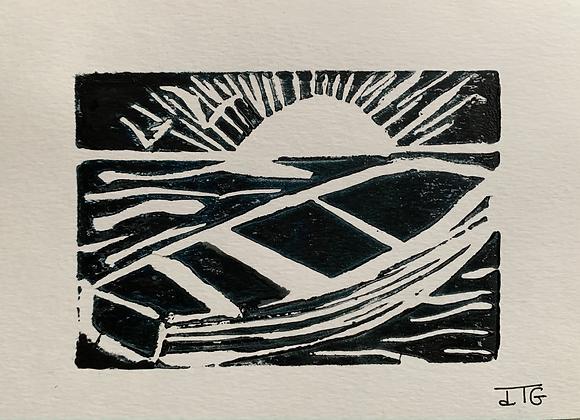 Linogravure PF6