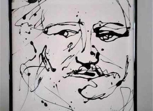 Portrait Honoré de Balzac
