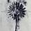 Thumbnail: Fleurs des champs 3 monotype