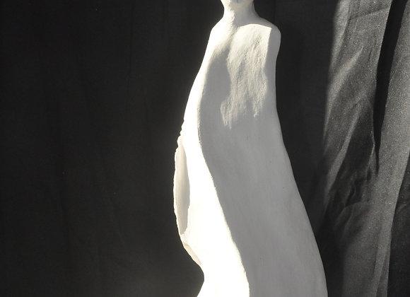 L'écume de nos jours, sculpture