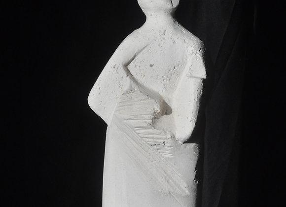 La chercheuse d'étoiles, sculpture