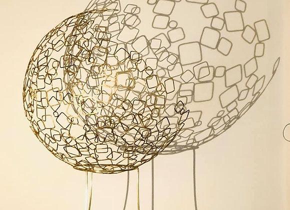 Sphère de Dyson K1 Tournesol d'émotions