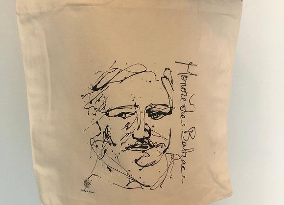 Sac en toile Honoré de Balzac