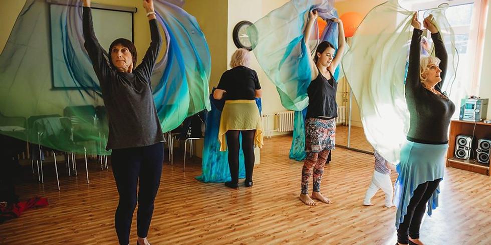 Tancem ke zdraví - jednoduché břišní tance