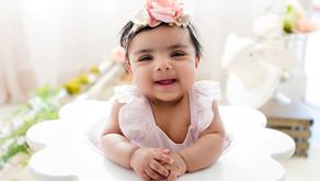 This little girl's smile is like sunshine