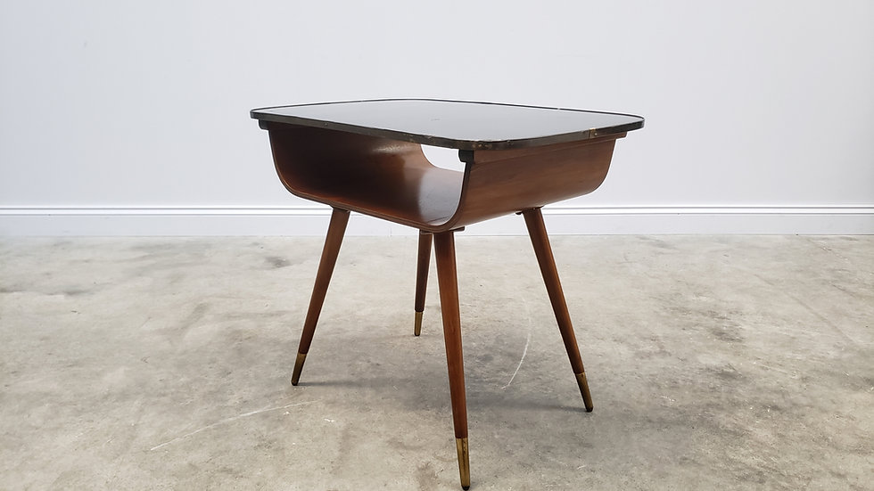 vintage Danish Side Table from 1960