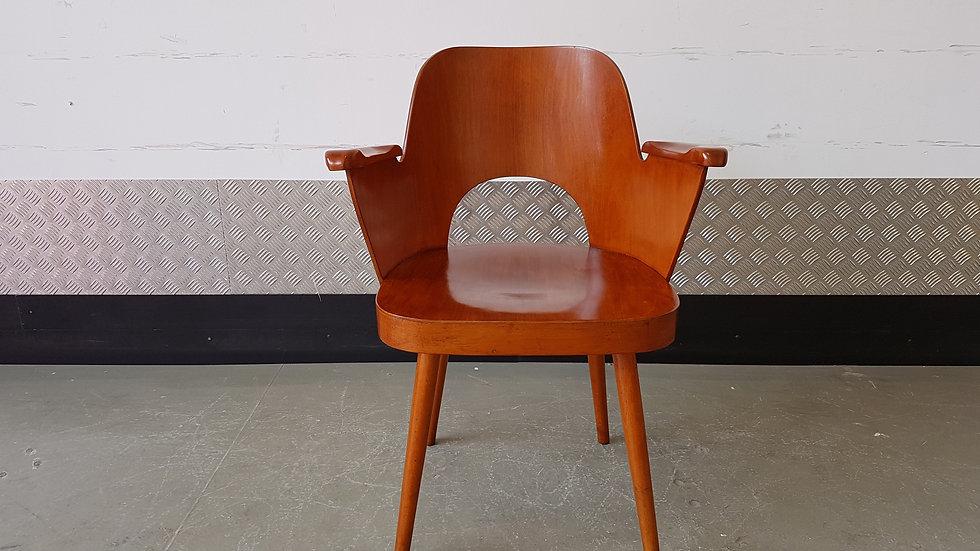 Oswald Haerdtl Vintage Chair for Thonet 1955