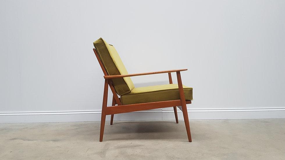 Mid Century Wilhelm Knoll Antimott Armchair from 1960's