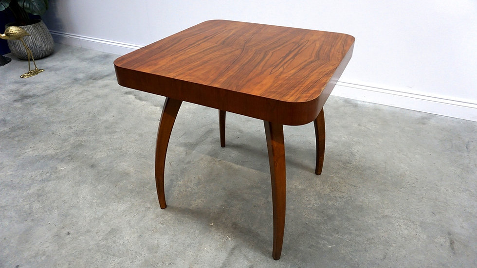 1950 Jindrich Halabala Coffee Table, Model H - 259 Spider