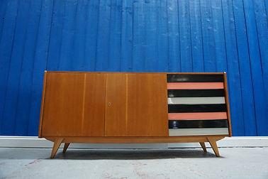 mid century vintage design storage sideboard cabinet wardrobe art deco retro