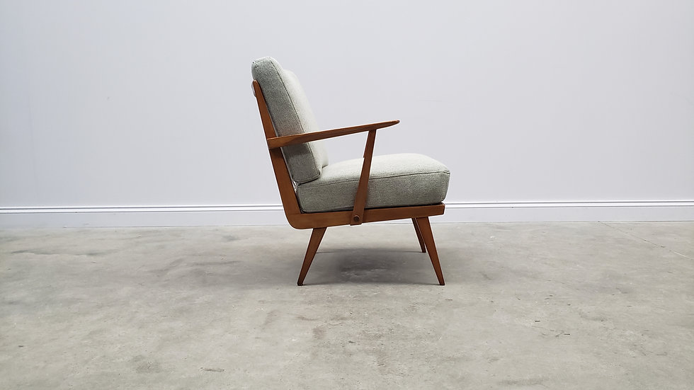 1950 Mid Century German Chair by Casala