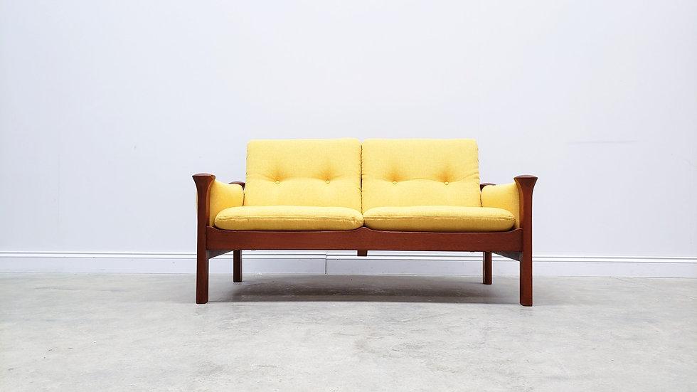 Danish Teak  Sofa by Arne Vodder Model 162 for Cado France and Son