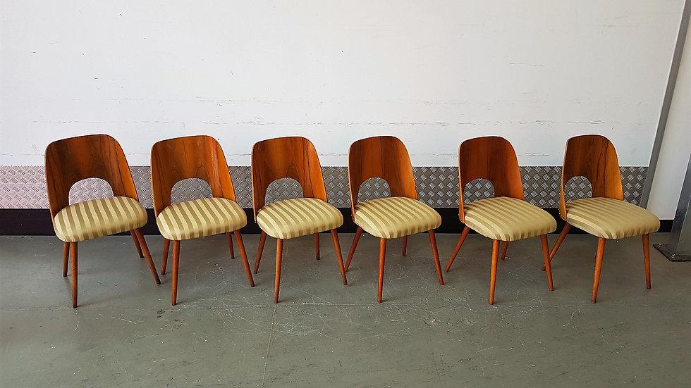 Oswald Haerdtl Mid Century Chairs