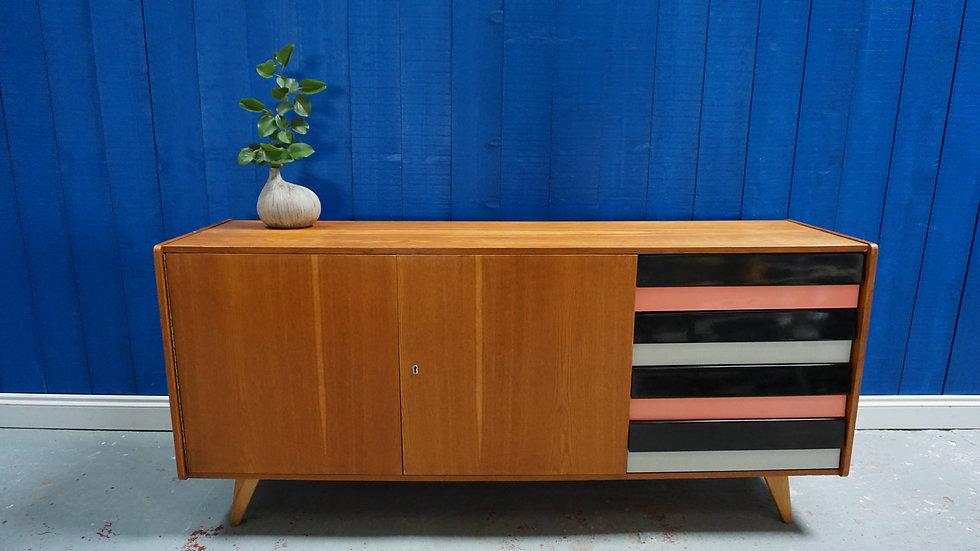 U 460 Dresser, Sideboard by Jiri Jiroutek for Interier Praha, 1958
