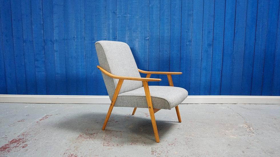 Mid Century Modern Armchair from 1960's