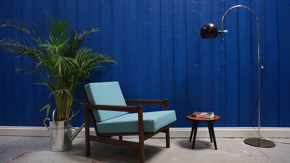 Mid Century Modern Danish Easy Chair from 1960's
