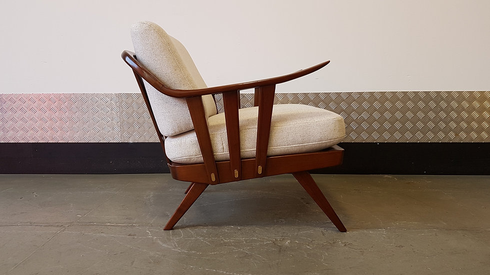 German Knoll Antimott Armchair 1950's