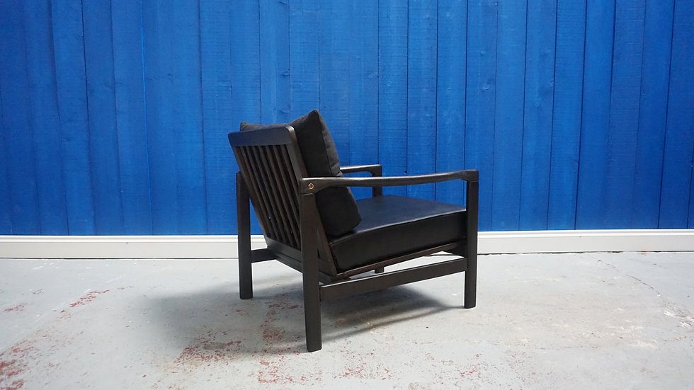 Mid Century Modern Vintage Armchair from 1960's