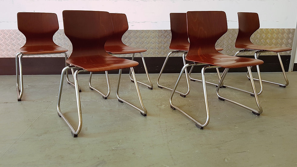 Flototto Mid Century Chairs