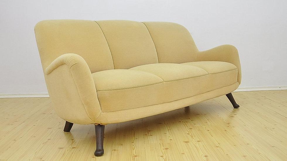 Vintage Sofa from Berga Mobler, Sweden 1940
