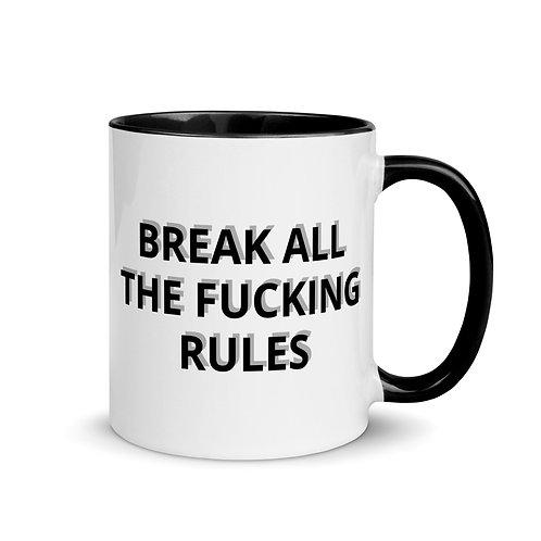 UNAPOLOGETIC Mug