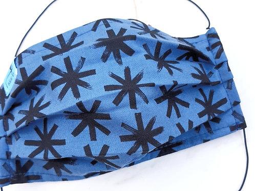 Ink Brush Hoshi -Blue