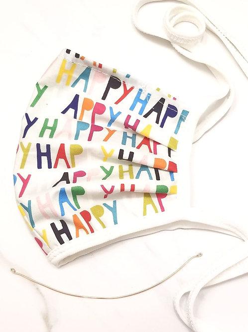 HAPPY! Rainbow Colours!